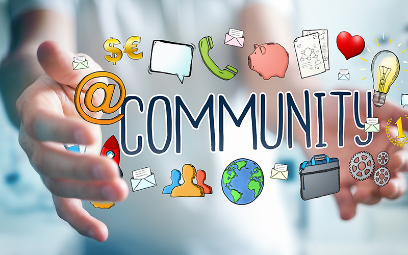 HOA community management