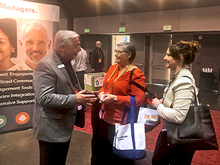 Nabr Network Attends CACM Expo
