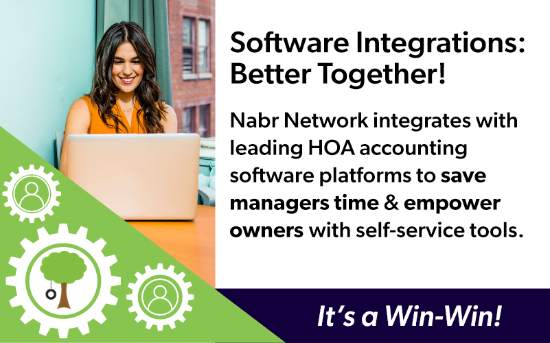 Nabr Network HOA Software Integration